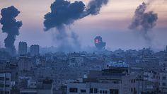 """Rakiety spadają na Izrael. W Strefie Gazy dramat. """"Dżina trudno wepchnąć do butelki"""""""