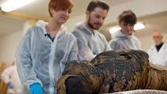 Pierwsza ciężarna mumia. O sensacyjnym odkryciu Polaków mówi cały świat