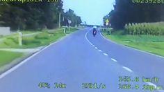 Policyjny pościg za motocyklistą. 30-latek teraz stanie przed sądem