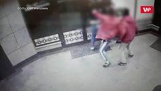 Ciężkie pobicie w Warszawie. Policjanci opublikowali nagranie