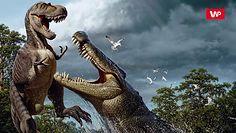 Starożytne, gigantyczne krokodyle. Ich zęby były wielkości bananów