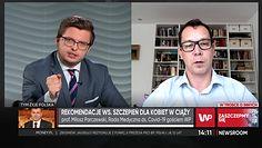 Prof. Parczewski: Ozdrowieńcy powinni być szczepieni po trzech miesiącach, a nie jednym