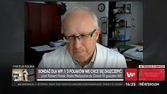 1/3 Polaków nie chce się zaszczepić. Prof. Flisiak komentuje