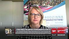 Prof. Mastalerz-Migas wymienia najczęstsze powikłania po COVID-19