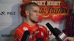 """Armia Fight Night. Szymon Karolczyk wrócił na zwycięską ścieżkę. """"Mogę bić się z każdym"""""""