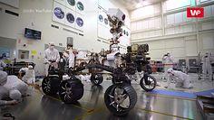 Lądowanie na Marsie już 18 lutego. Rozpocznie się misja łazika Perseverance