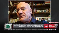 Piotr Zelt o Strajku Kobiet. Jest rozgoryczony tym, co robią kobietom