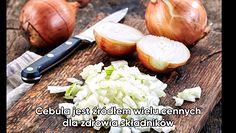 Cebula - warzywo zwalczające choroby