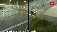 Skrajna głupota kierowcy. Wypadek w Gliwicach