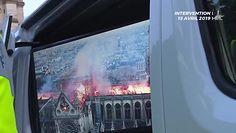 Notre Dame. Dramatyczna akcja ratowania katedry. Straż pożarna pokazała film