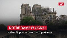 Po pożarze. Najnowsze zdjęcia z katedry Notre Dame