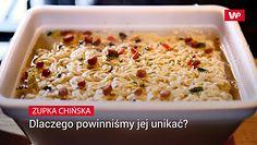 Zupka chińska. Dlaczego powinniśmy jej unikać?
