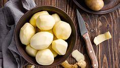 Nietypowe zastosowanie ziemniaków