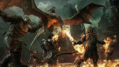"""""""Śródziemie: Cień wojny"""" - dla fanów Tolkiena"""