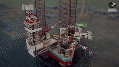 W największej stoczni świata powstaje mechaniczny majstersztyk