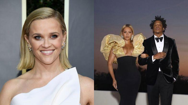 Beyonce i Jay-Z wysłali Reese Witherspoon skrzynkę szampana