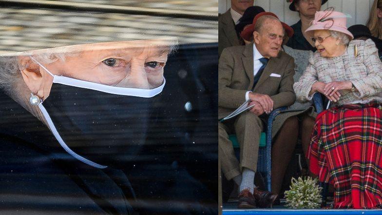 """Po śmierci męża królowa Elżbieta ustanowi zamek Windsor swą główną rezydencją? """"Żeby być BLISKO FILIPA"""""""