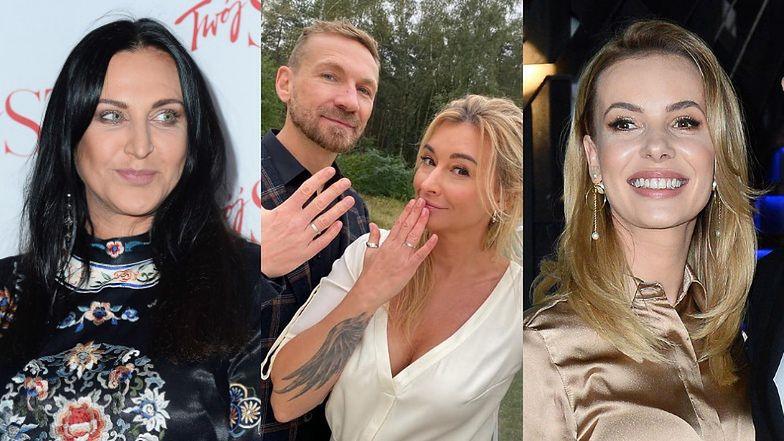 """Martyna Wojciechowska i Przemysław Kossakowski JUŻ PO ŚLUBIE! Gwiazdy gratulują: """"Dopinguję Was we WSZYSTKIM, co robicie"""""""