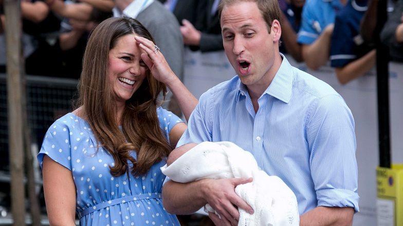 """Kate Middleton zdradza, jak z Williamem szykowali się do roli rodziców: """"ĆWICZYLIŚMY NA LALCE"""""""