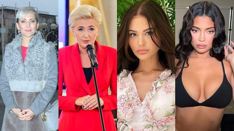Polskie gwiazdy ze ZNANYMI SOBOWTÓRAMI! Anja Rubik, Agata Duda, Honorata Skarbek i inni (ZDJĘCIA)
