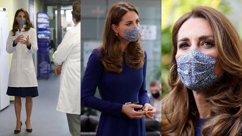 Kate Middleton odwiedza centrum dla kobiet w zagrożonych ciążach (ZDJĘCIA)