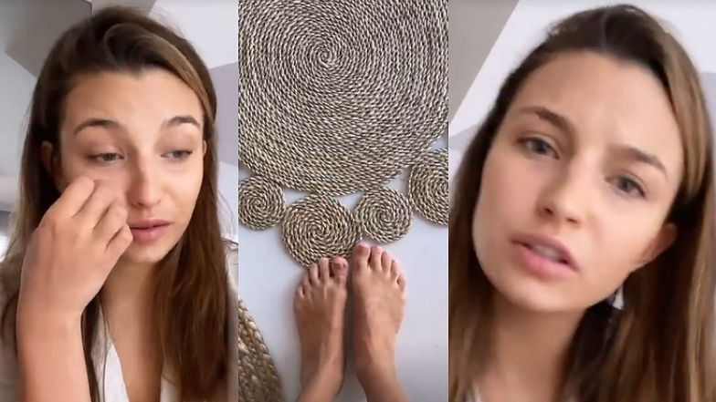 """Julia Wieniawa odpiera zarzuty youtuberki: """"Dla mnie to kuriozalne. NIE JESTEM ZŁODZIEJKĄ!"""""""
