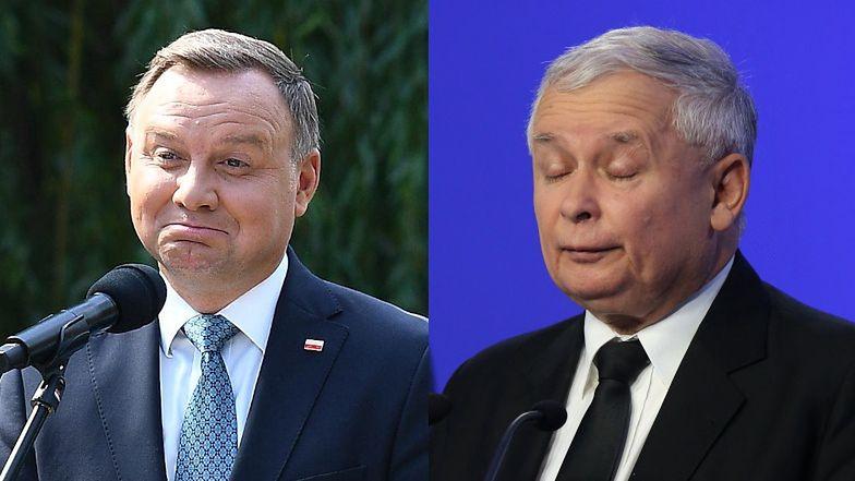 """Nieustraszony Andrzej Duda STAWIA SIĘ Jarosławowi Kaczyńskiemu: """"Absolutnie nie zgadzam się na """"Piątkę dla zwierząt"""""""""""