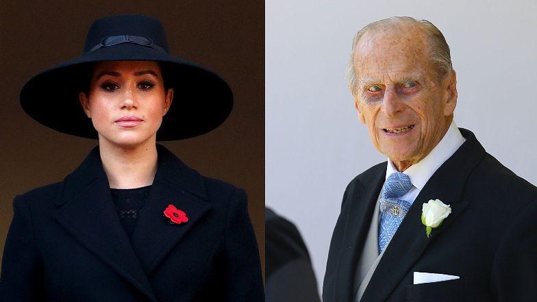 Ciężarna Meghan Markle NIE BĘDZIE towarzyszyć Harry'emu podczas pogrzebu księcia Filipa?!
