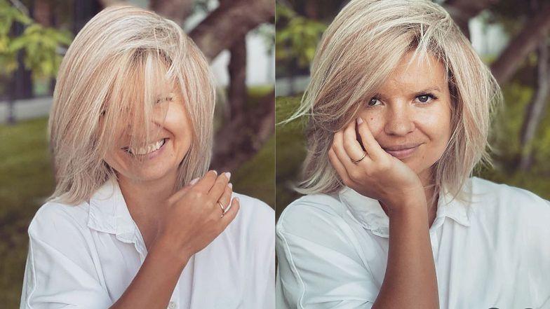 """Marta Manowska już jest PO ŚLUBIE? Pozuje z """"obrączką"""" na palcu (FOTO)"""