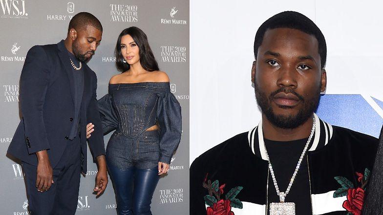 Raper, z którym zdaniem Kanye Westa ROMANSOWAŁA Kim Kardashian, odpowiada na zarzuty