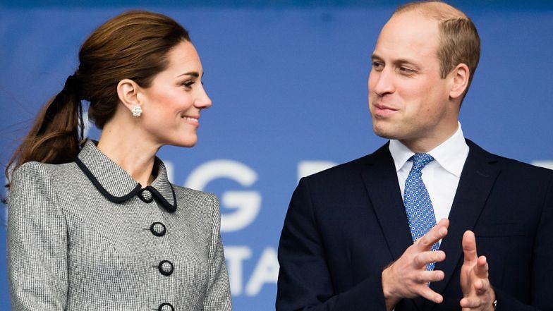 Zaangażowani w walkę z koronawirusem księżna Kate i książę William dzielą się wzruszającym nagraniem