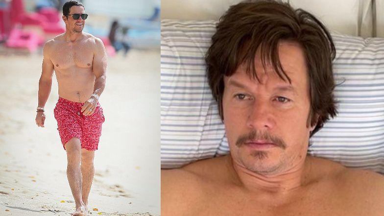 Mark Wahlberg w 3 tygodnie PRZYTYŁ do roli 14 kilogramów! (FOTO)