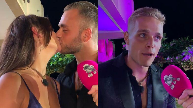 """""""Blondino"""" z """"Hotelu Paradise"""" ostrzega Mariettę i Chrisa: """"To od nich zależy, czy przetrwają po programie"""""""