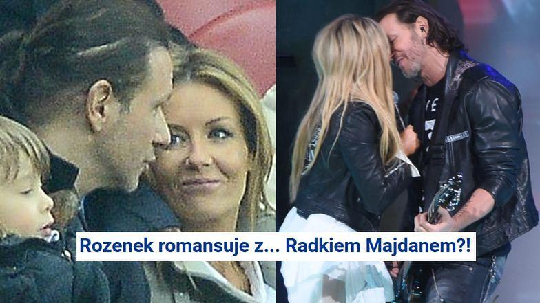 Z archiwum Pudelka: siedem lat temu Małgorzata Rozenek i Radosław Majdan zadebiutowali jako para!