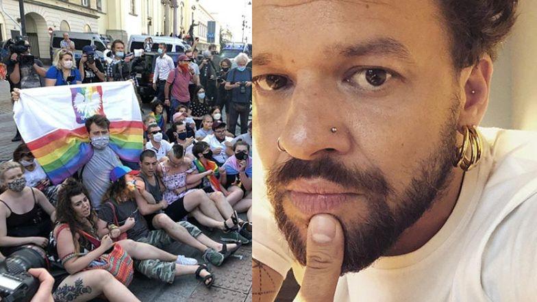 """Michał Piróg zabiera głos w sprawie homofobicznych ataków: """"MOŻESZ MNIE JAK HITLER ZABIĆ, lecz odrodzę się w następnych pokoleniach"""""""
