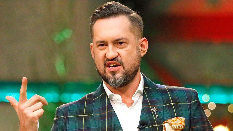 """Marcin Prokop odpowiada na ATAKI po wywiadzie z córką Agaty Mróz: """"WAŻ SŁOWA, panienko od obrony życia!"""""""