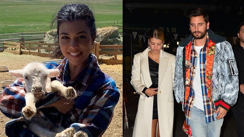 Kourtney Kardashian JUŻ WRÓCIŁA do Scotta Disicka?! Opublikowała zdjęcie w jego koszuli... (FOTO)
