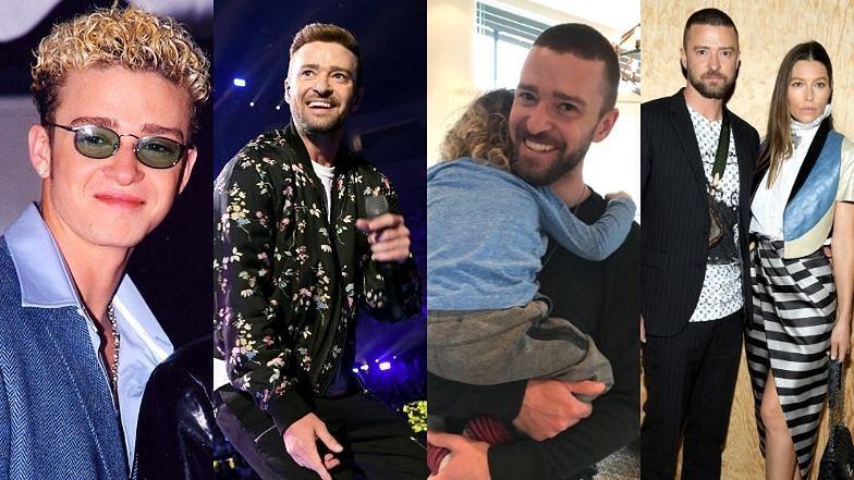CIACHO TYGODNIA: Justin Timberlake. Gwiazdor sceny, spełniony ojciec i świeżo upieczony 40-LATEK!