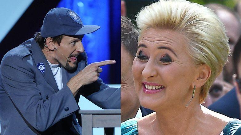 Kabaret Ani Mru-Mru KPI z milczenia pierwszej damy i Kingi Dudy!
