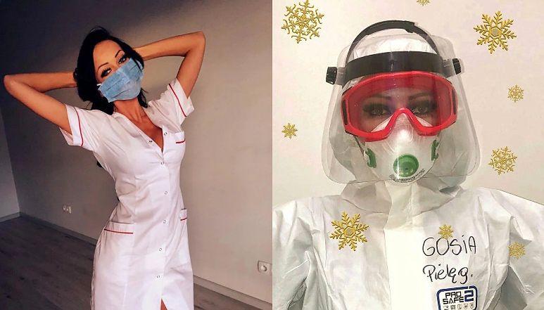 """Małgorzata Godlewska przekonuje do zaszczepienia się przeciwko koronawirusowi: """"Dawno zapisałam się na DWA STRZAŁY"""""""