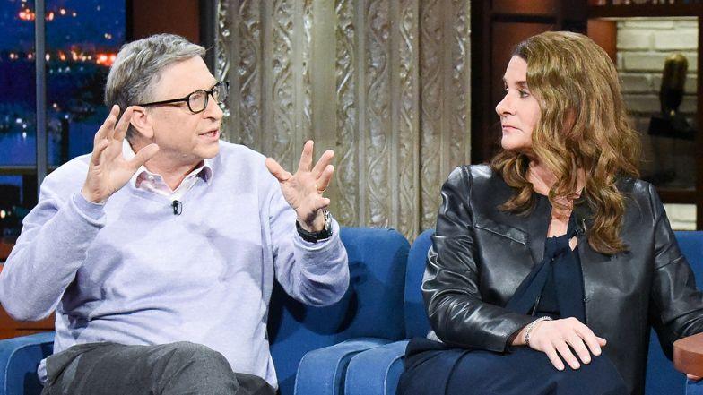 Ujawniono szczegóły rozwodu Billa i Melindy Gatesów. Para miliarderów NIE PODPISAŁA INTERCYZY
