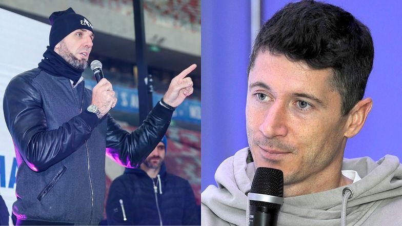 """Marcin Gortat żali się na krytykę po słowach o orderze dla Roberta Lewandowskiego: """"Nie można porównywać BRAMEK DO MEDALI OLIMPIJSKICH"""""""