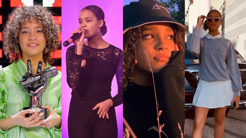 """Sara Egwu James WYGRAŁA """"The Voice Kids""""! Poznajcie bliżej dziewczynkę nazywaną """"polską Whitney Houston"""" (ZDJĘCIA)"""