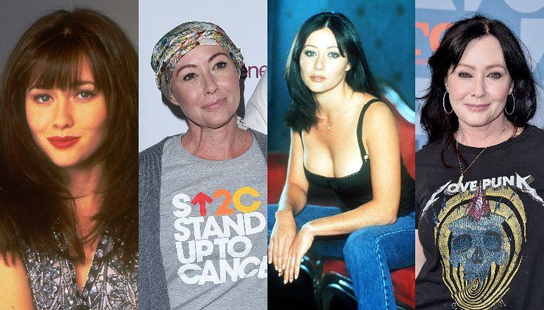 """Shannen Doherty kończy 50 lat! Zobaczcie, jak zmieniała się gwiazda """"Beverly Hills 90210"""" (ZDJĘCIA)"""