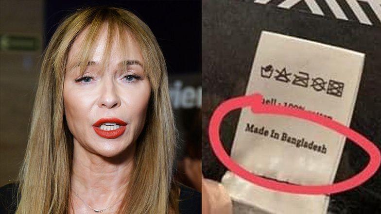 """TYLKO NA PUDELKU: La Mania sprzedaje czapki z metką """"Made In Bangladesh"""". """"Polscy producenci nie sprostali naszym oczekiwaniom"""""""