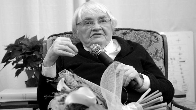 Zmarła Maria Janion, historyczka literatury i znana krytyczka
