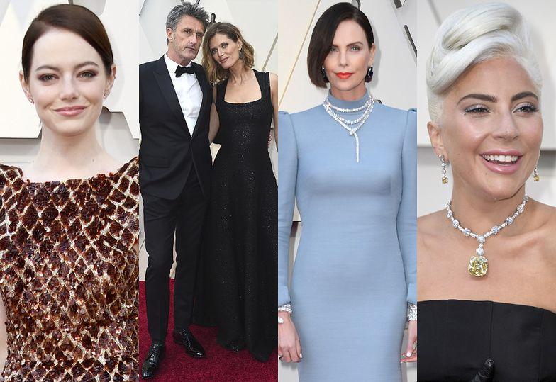 Emma Stone, Paweł Pawlikowski, Małgosia Bela, Charlize Theron i Lady Gaga