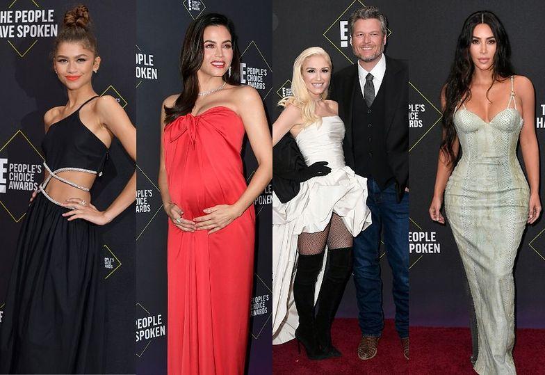 Celebryci na People's Choice Awards 2019