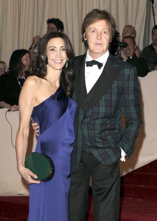 Paul McCartney weźmie ślub po raz trzeci!