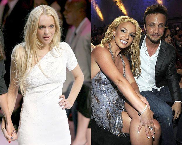 Lindsay zatrudniła byłego menedżera Britney!